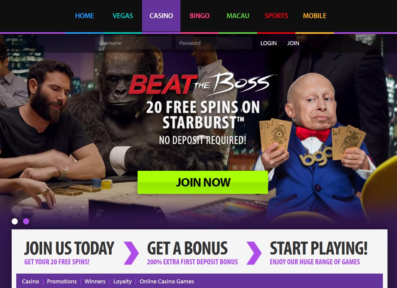 BGO Free Spins No Deposit